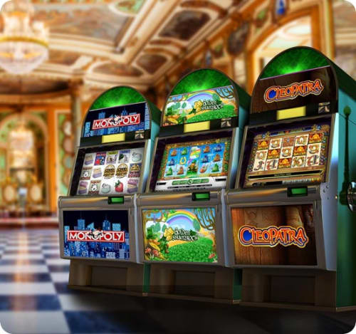 Brand New Slots Online with Bonuses