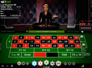 Roulette Live Online Sites in the UK